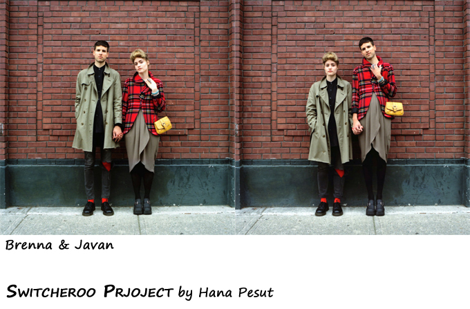 Fotografie: SWITCHEROO Project by Hana Pesut
