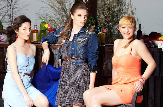 Brighi, Dana Paun si Irina – ambasadoarele Lee Cooper in Romania
