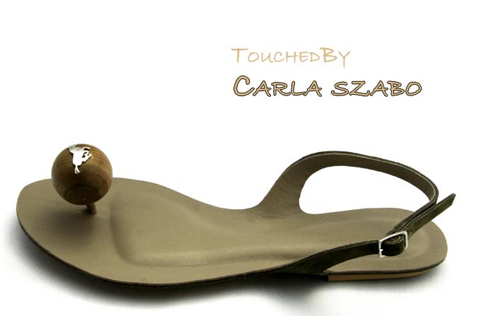 Mihaela Glavan si Carla Szabo – o noua editie TouchedBy