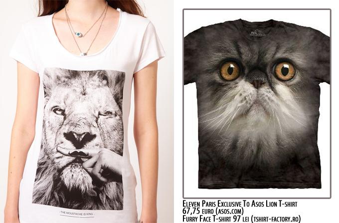 We like: Tricourile cu feline