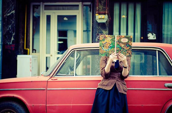 We like: Oameni si carti. De Ioana Birdu