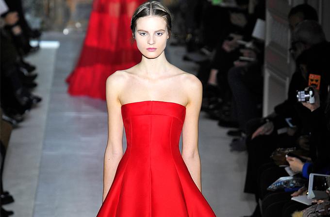 VALENTINO Haute Couture, primavara-vara 2013