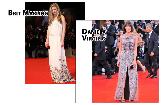 Vedetele la Festivalul International de Film de la Venetia
