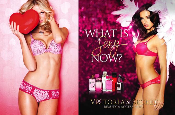 Victoria's Secret lanseaza colectia Valentine's Day 2012