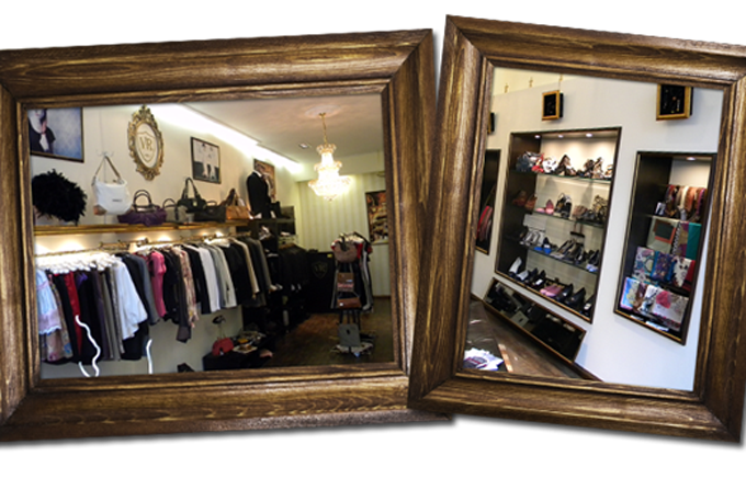 VINTAGE ROOM, boutique de design exclusivist