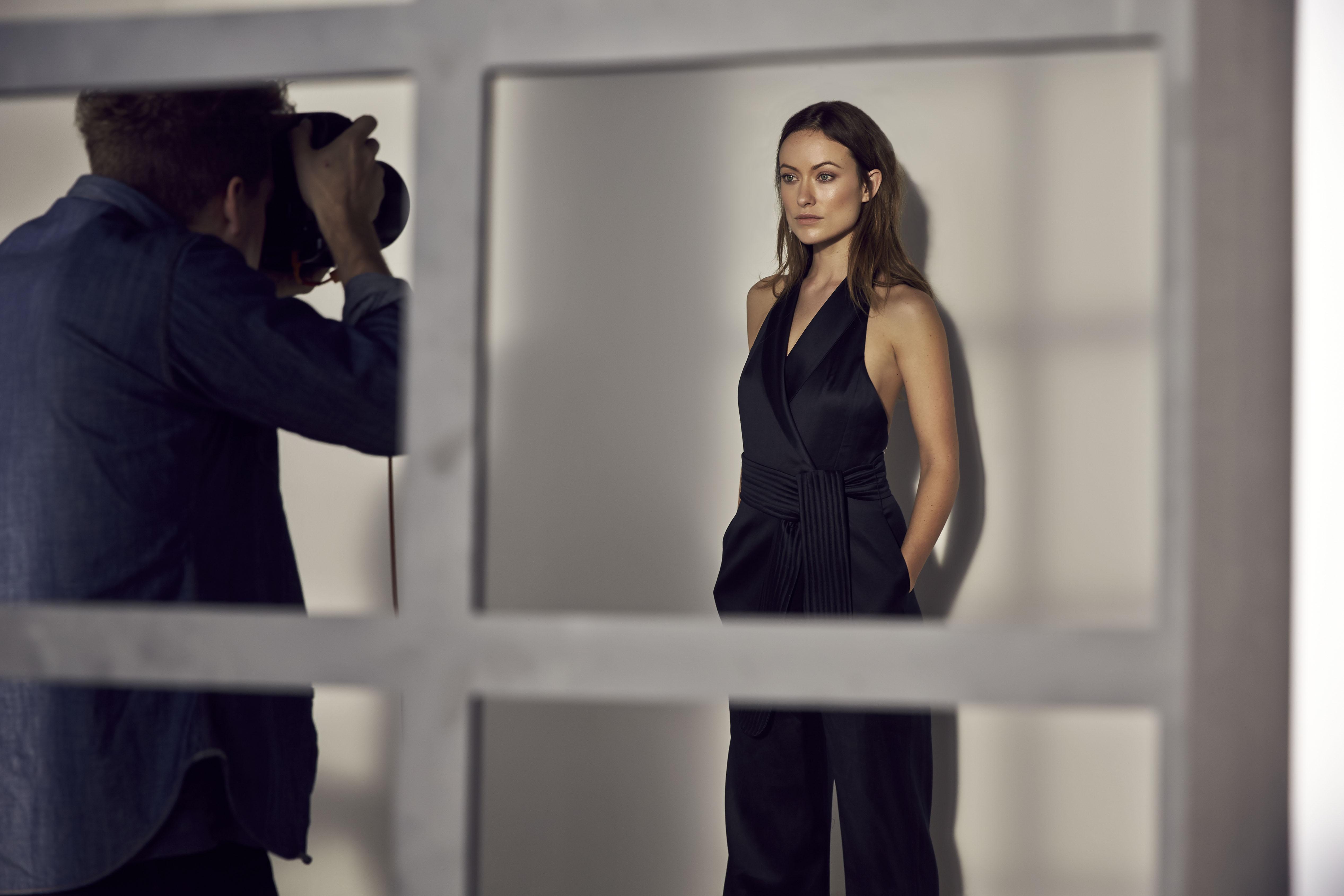 Olivia Wilde, imaginea H&M Conscious Exclusive 2015
