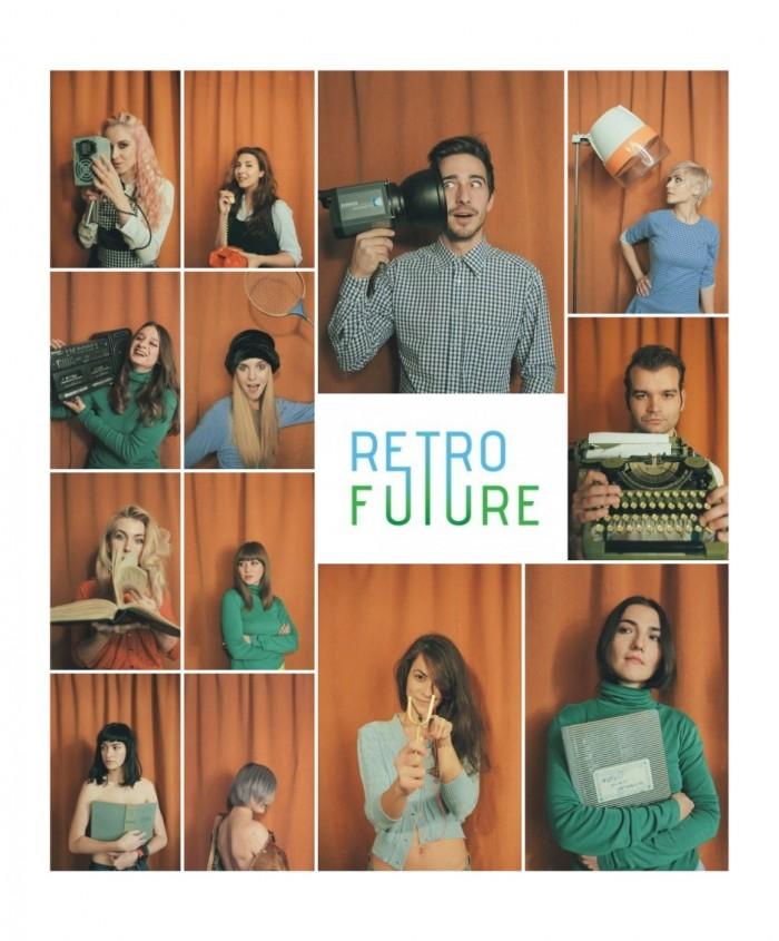 retro future team by Adrian Anechitoaie