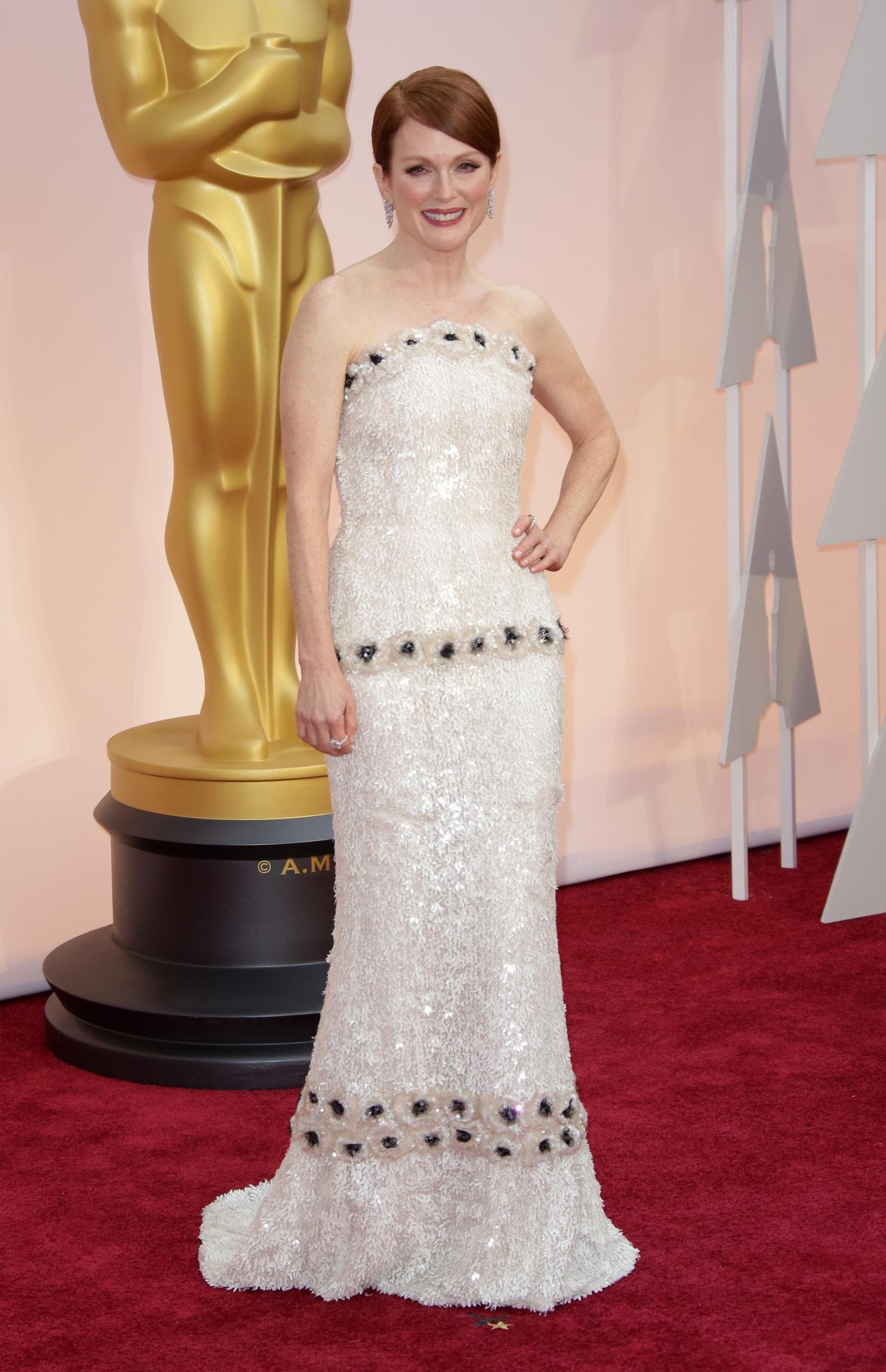 Cele mai frumoase rochii de la Oscaruri