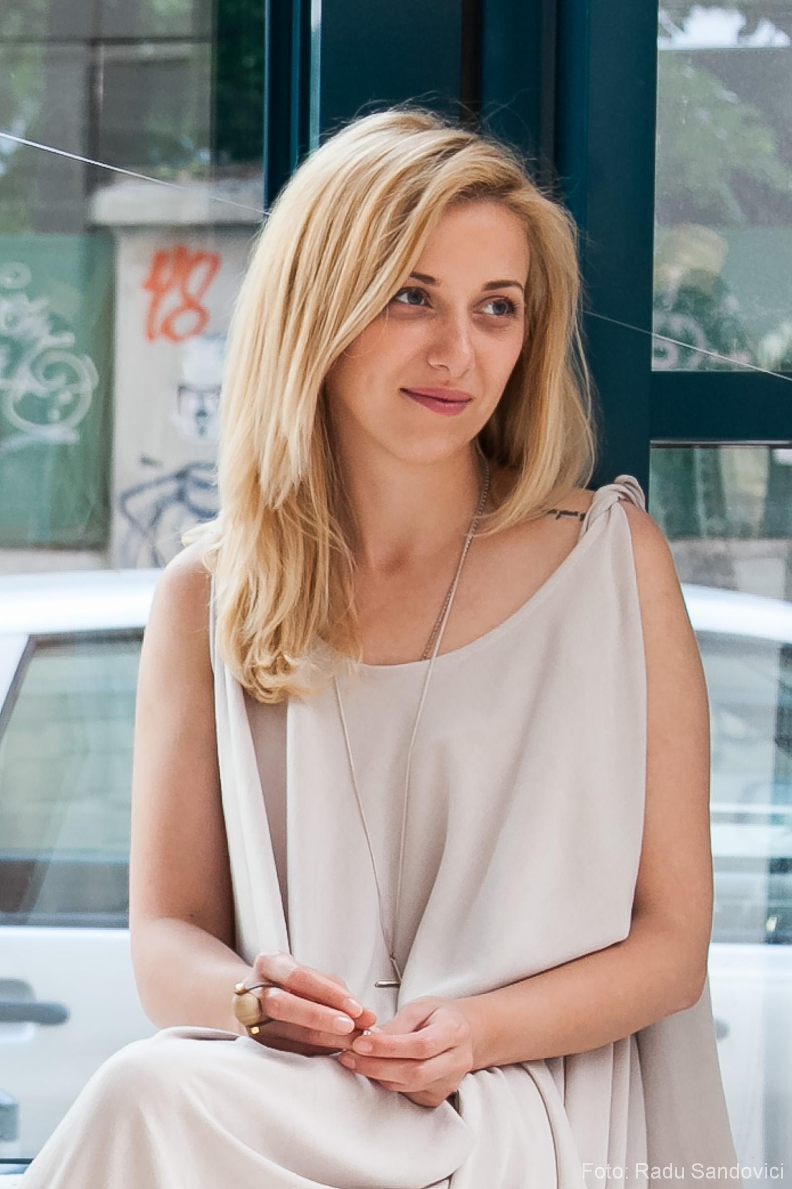 Nicoleta Chirica - Iutta