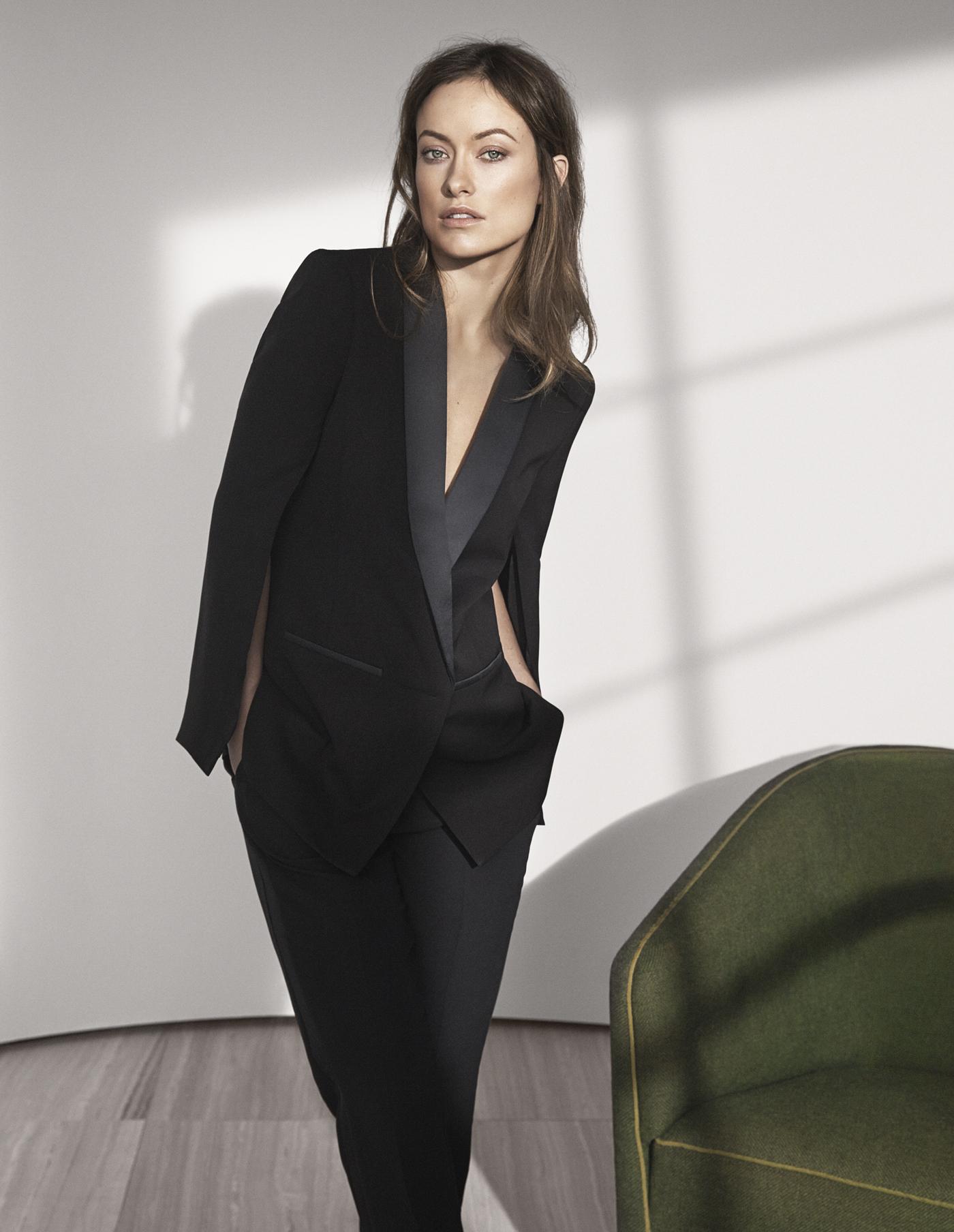 Olivia Wilde. H&M Conscious Exclusive