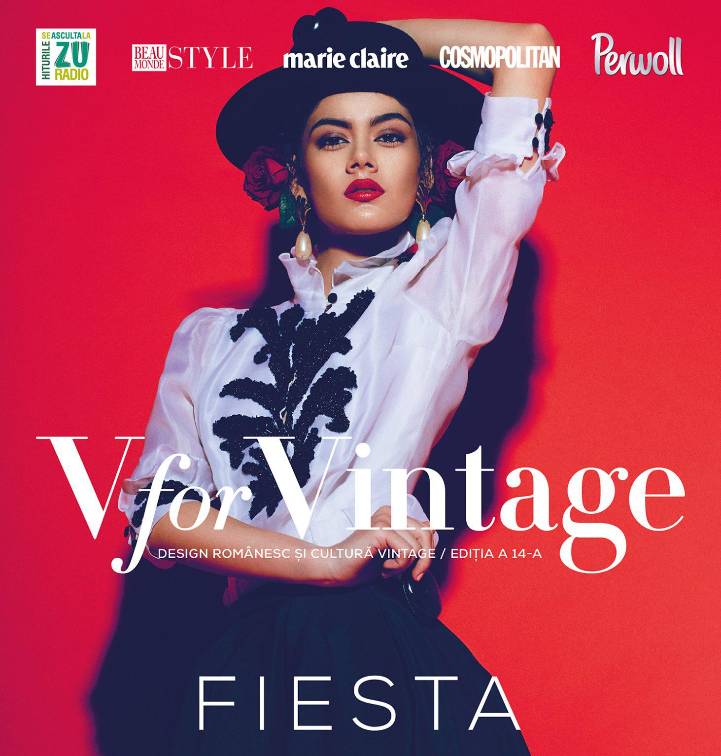 V for Vintage Fiesta