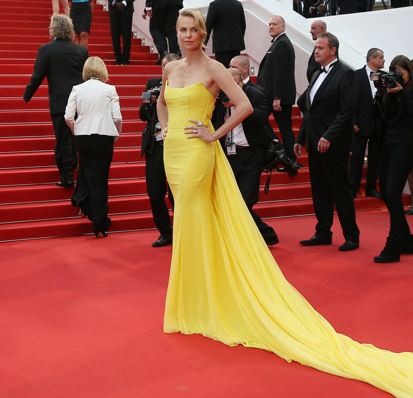 Beauty Looks @ Cannes
