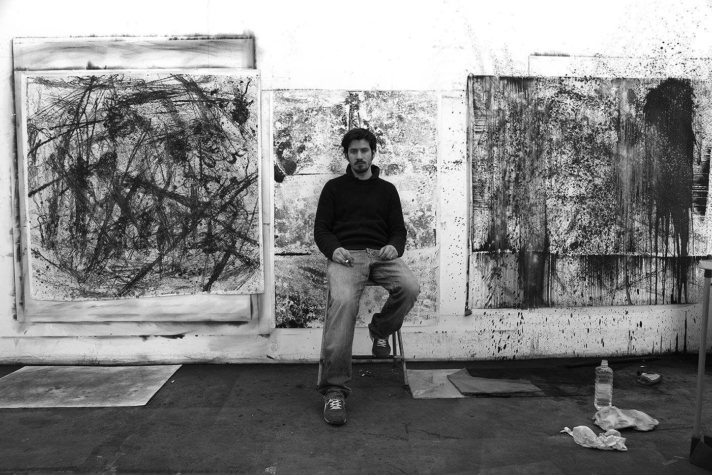 "Expozitia ""Fractura"" de Mircea Suciu @MNAC"