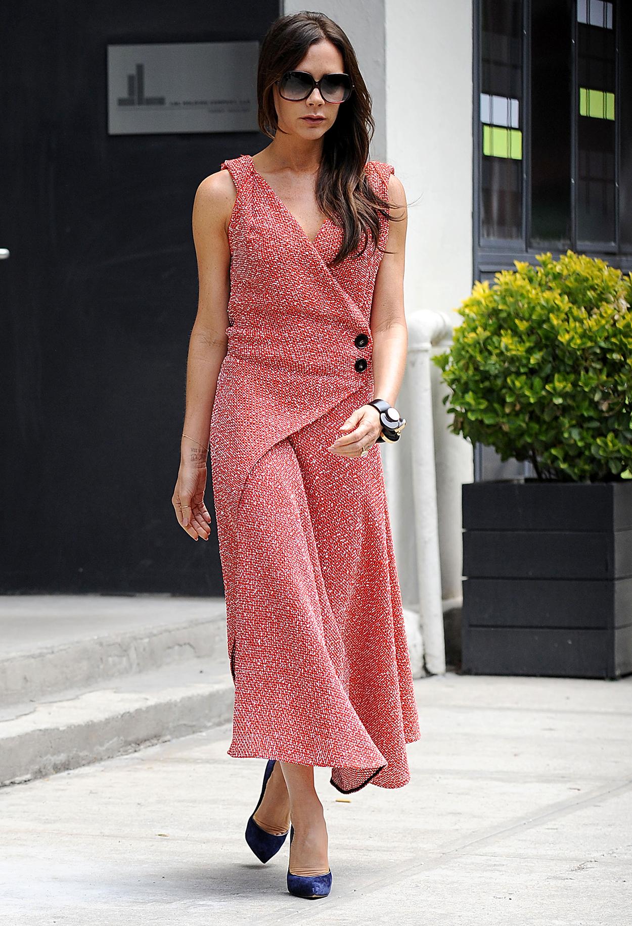 Victoria Beckham. Posh Style.