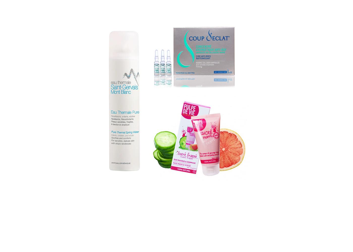 3 produse pentru ingrijirea pielii