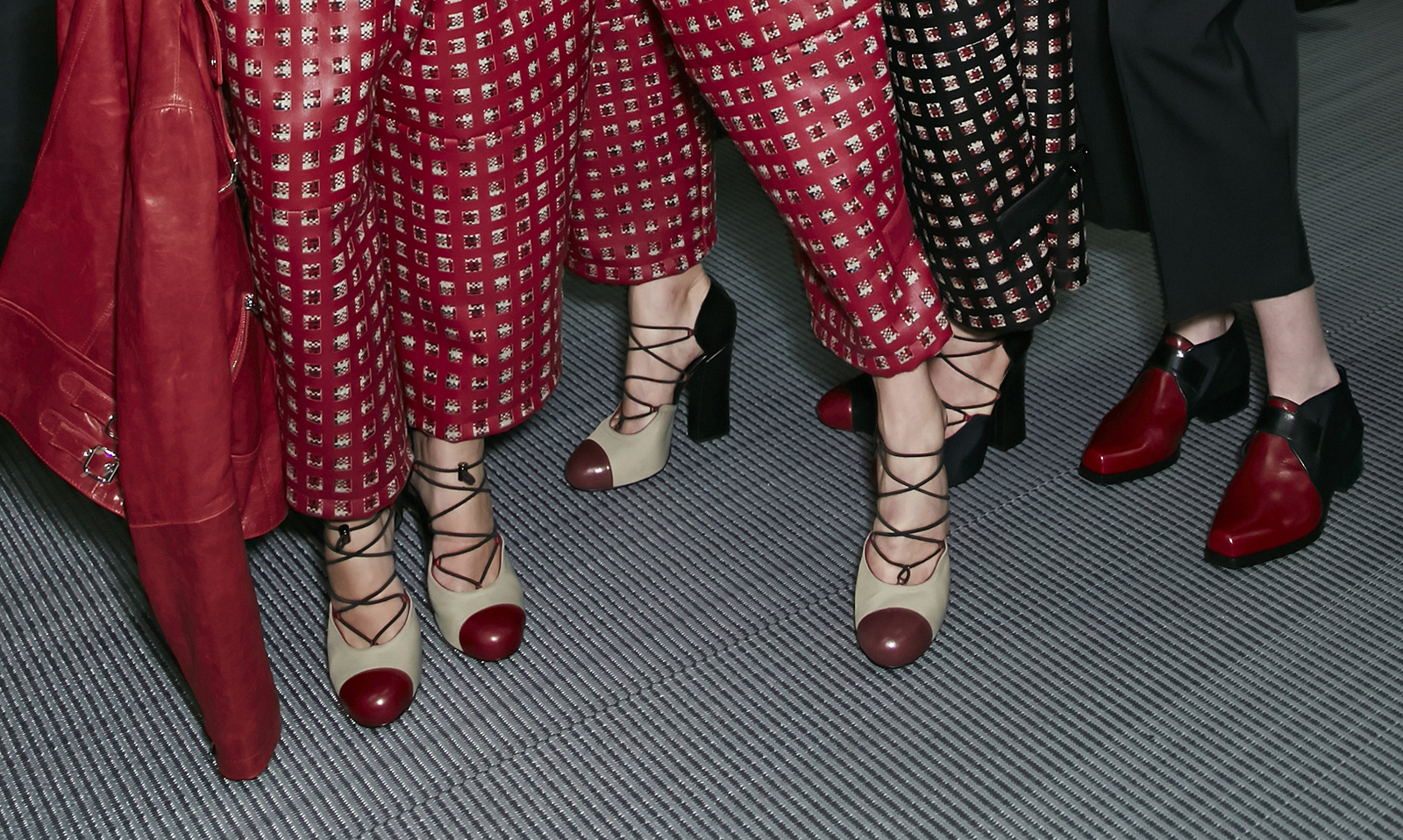Shoes to fall in love with…