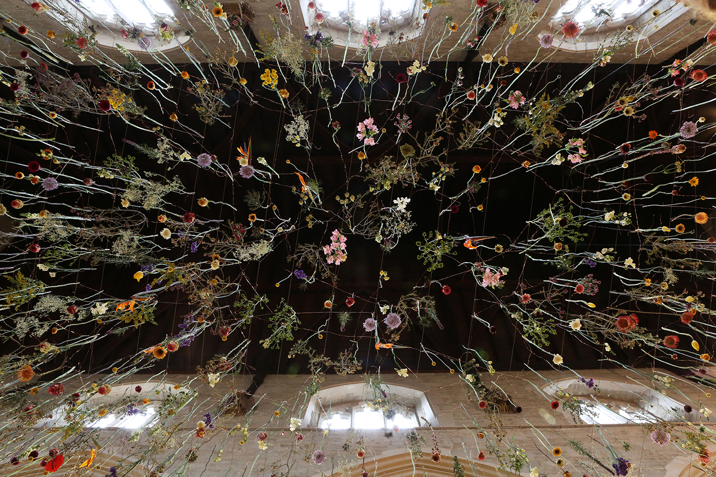 Note florale. Rebecca Louise Law.