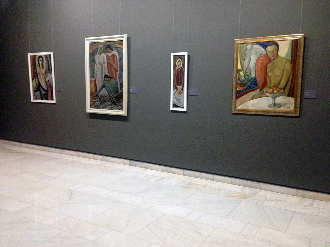EGAL. Arta si feminism in Romania moderna @ MNAR