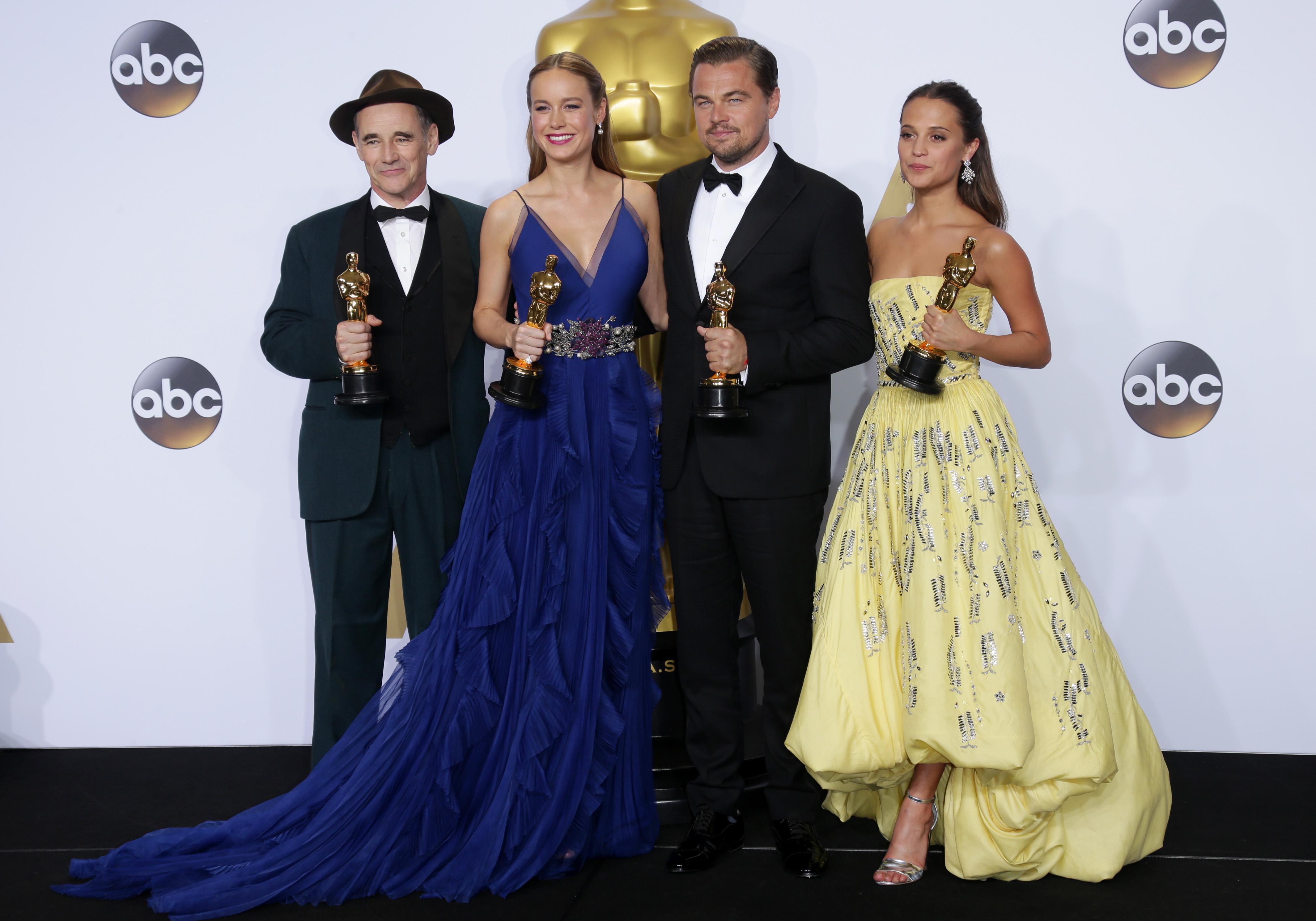 Castigatorii Premiilor Oscar 2016