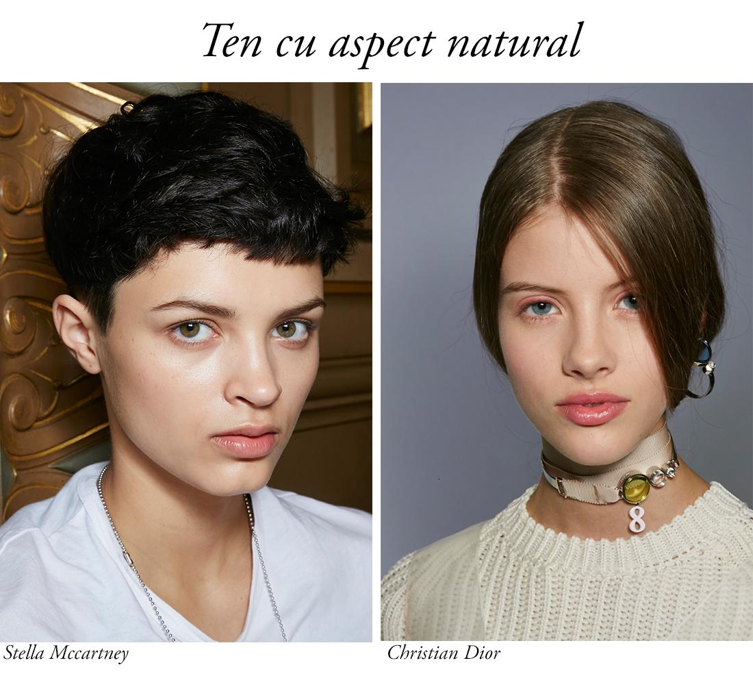 tendinte make-up ten natural