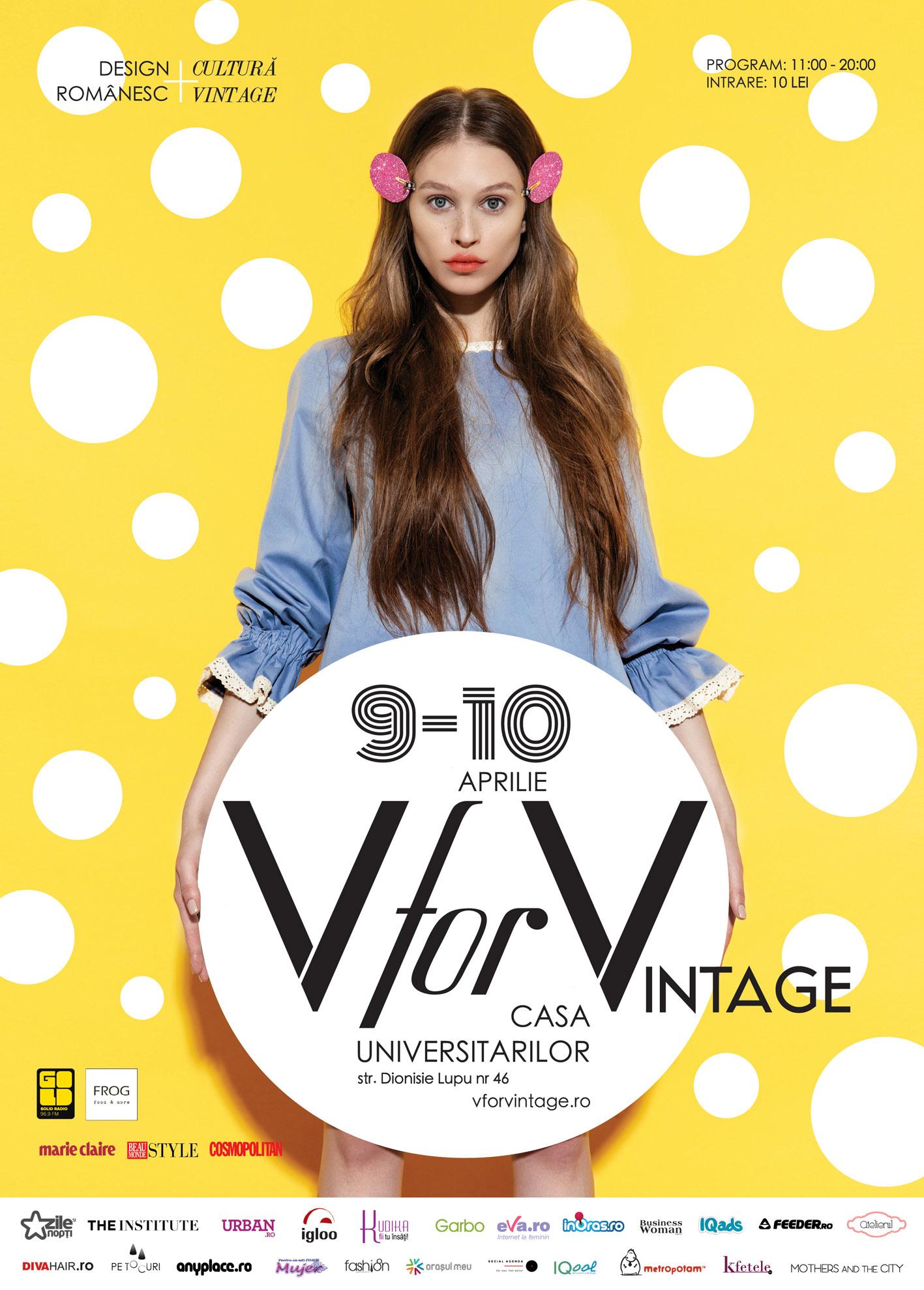 V for Vintage #16