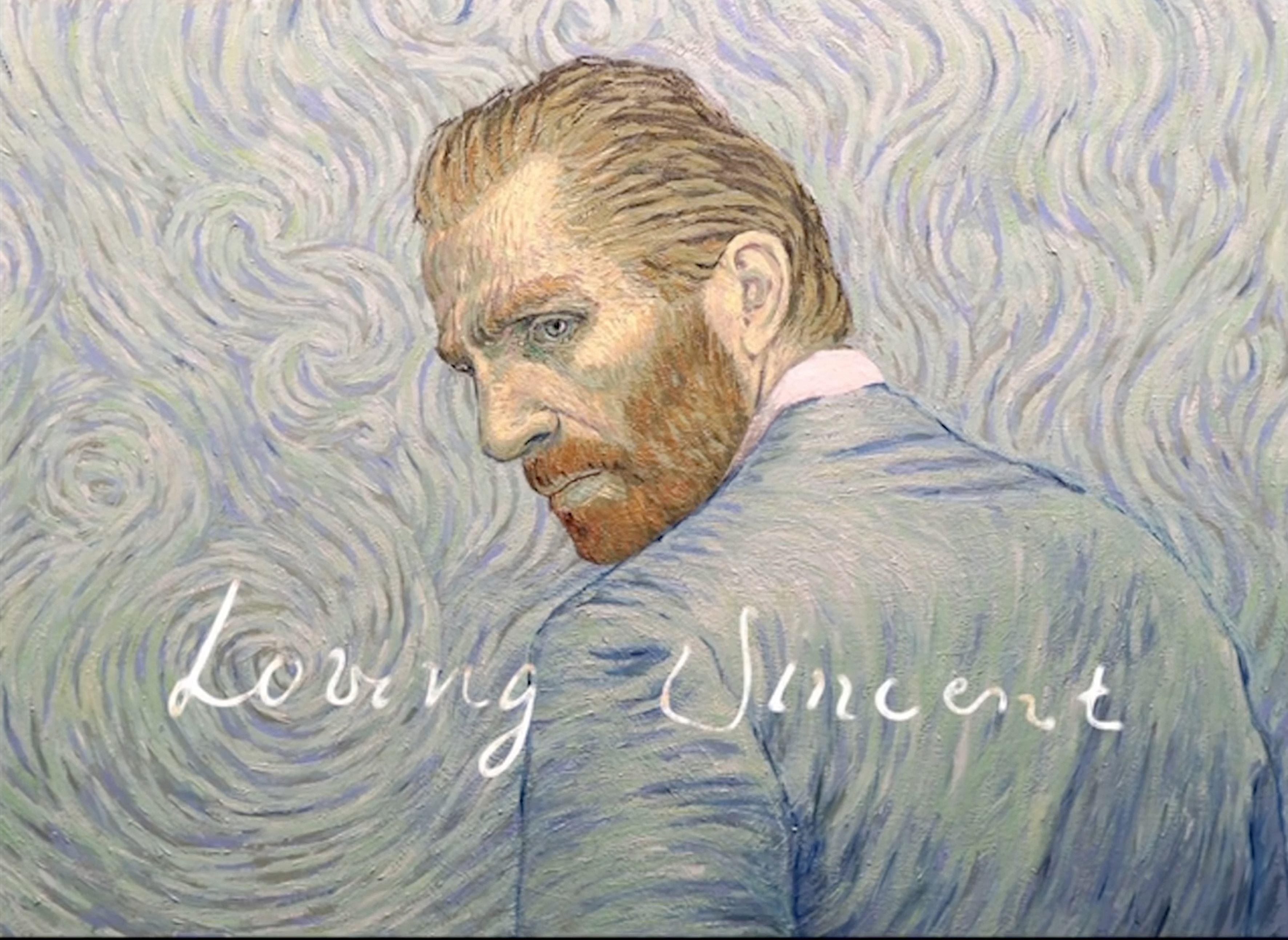 Loving Vincent. Primul film pictat.