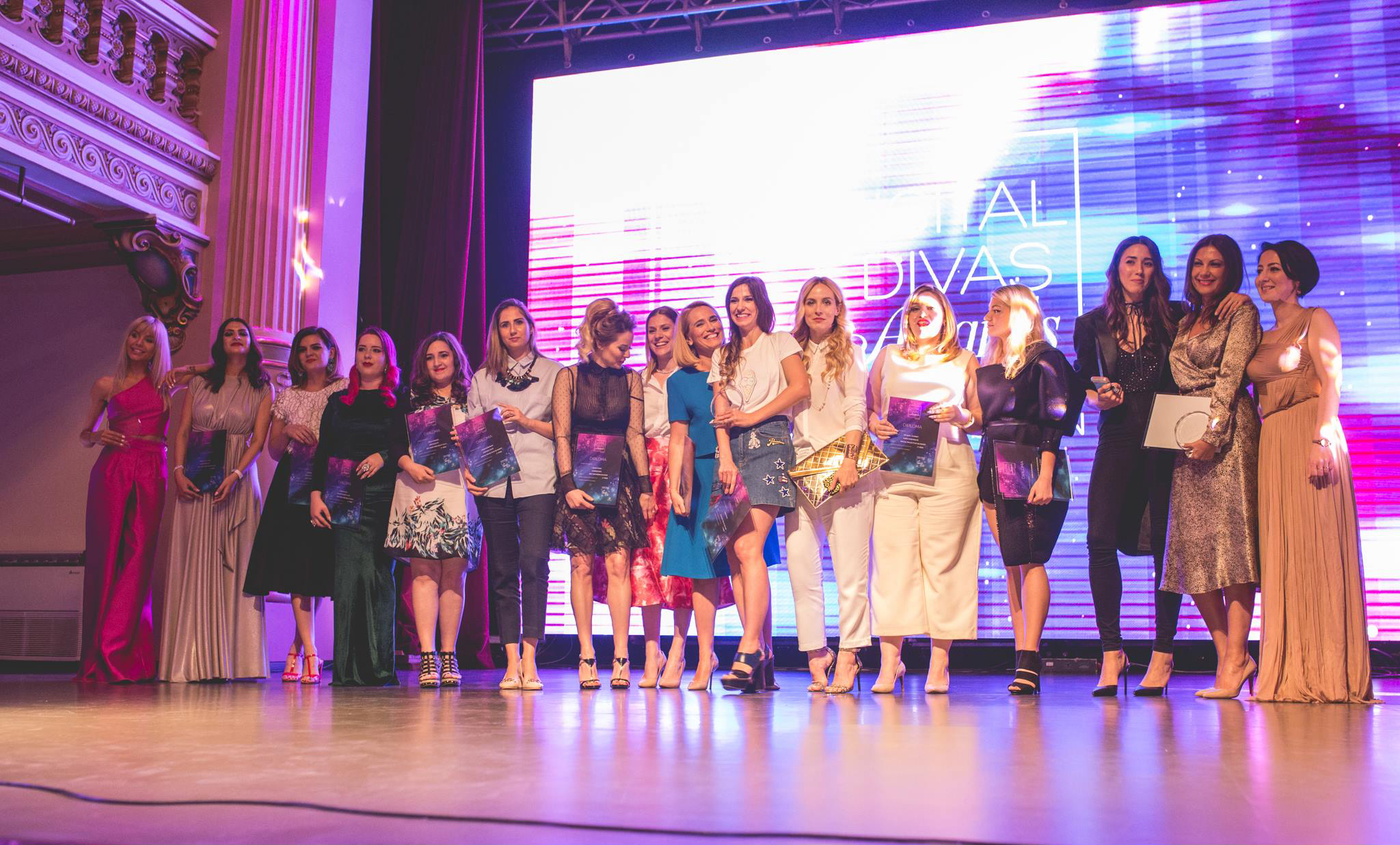 Digital Divas 2016. The Dreamers, The Doers, The Trendsetters.