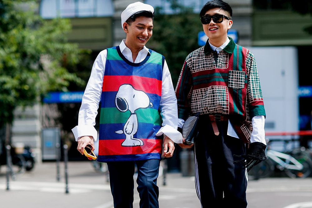 Bryan Boy si Declan Chan