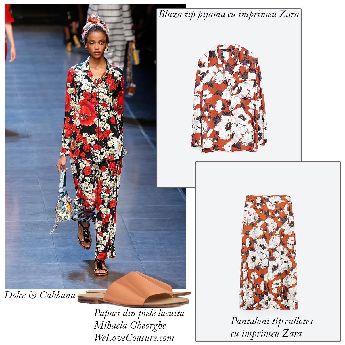 tinute de vacanta inspiratie de vara camasa si pantaloni stil pijama