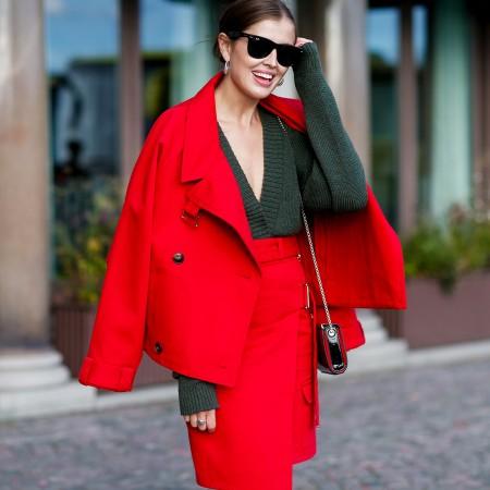 Rosul inspira moda strazii din Stockholm