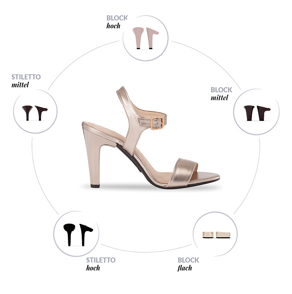 Shoes to ensure you always have your best foot forward