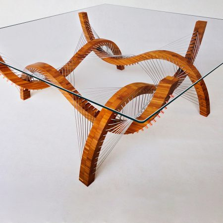 Robby Cuthbert. Mobilier neconventional.