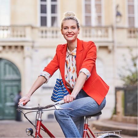 Elise Chalmin x Bourjois. Un designer de moda in lumea machiajului