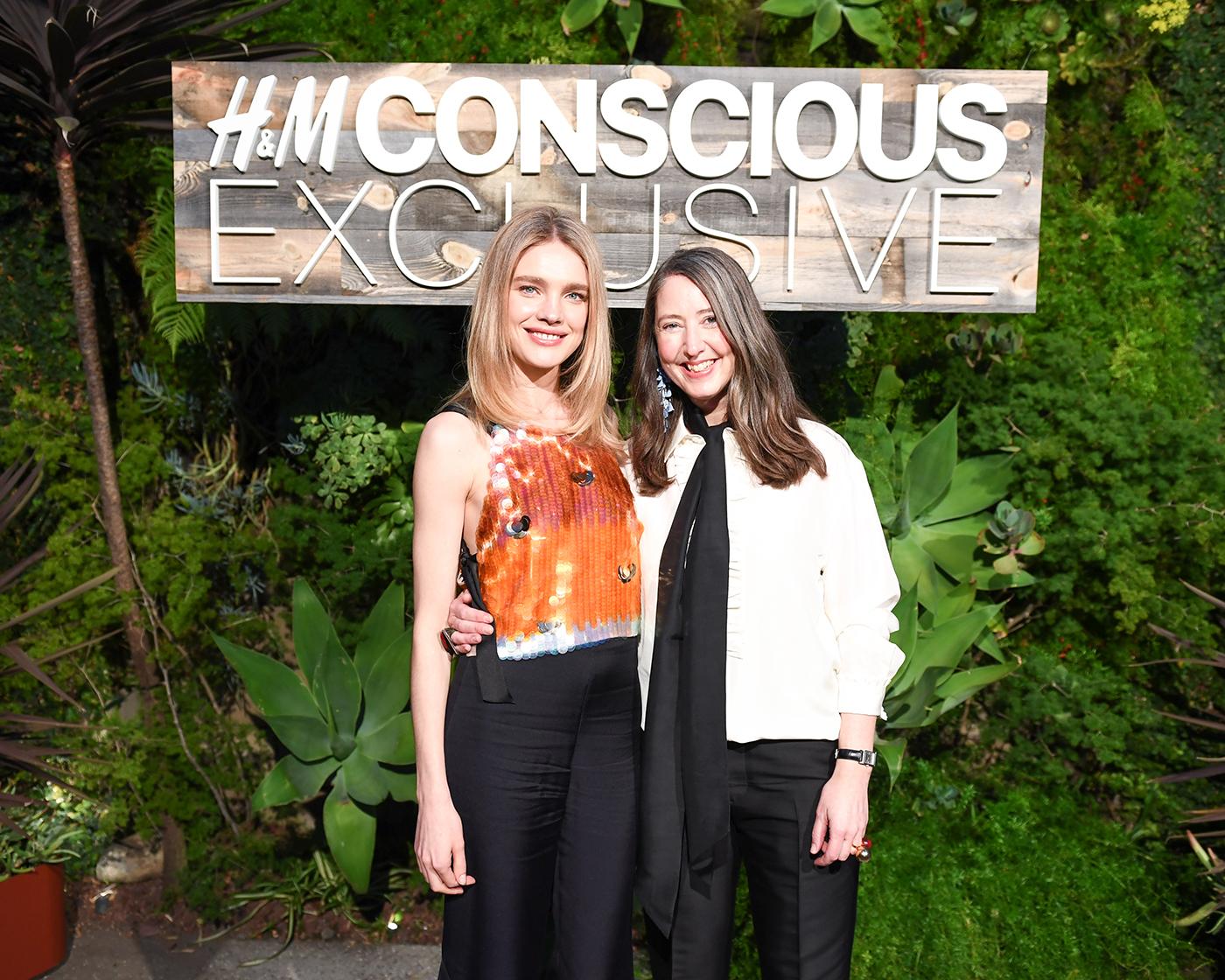 Lansarea H&M Conscious Exclusive'17. Los Angeles.