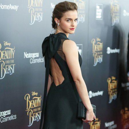 Emma Watson. Moda sustenabila pe covorul rosu