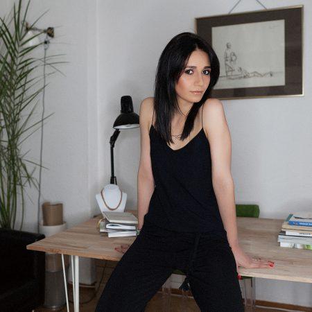 Madalina Radulea. Madeleine Artisan Jeweler.