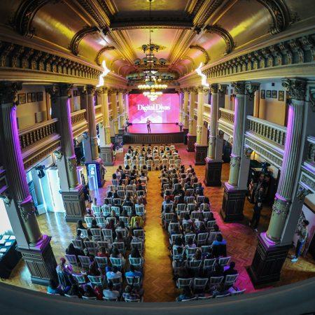 #DigitalDivas19 | 28 mai | Palatul Bragadiru