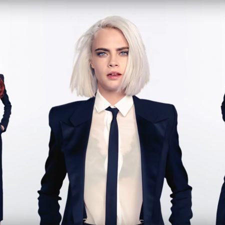 Cara Delevingne & Primul ei videoclip