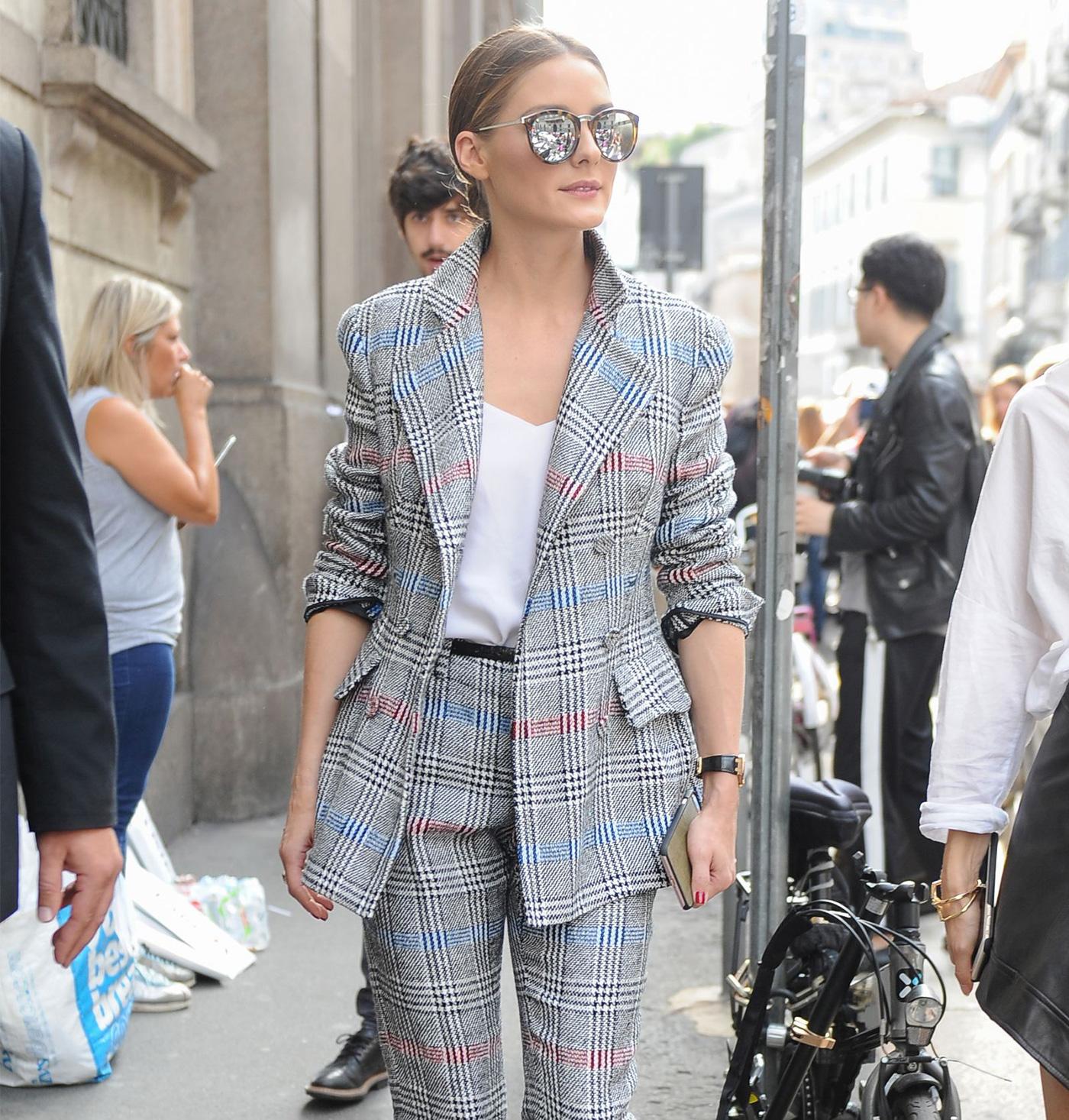 Inspiratie de la Milano Fashion Week