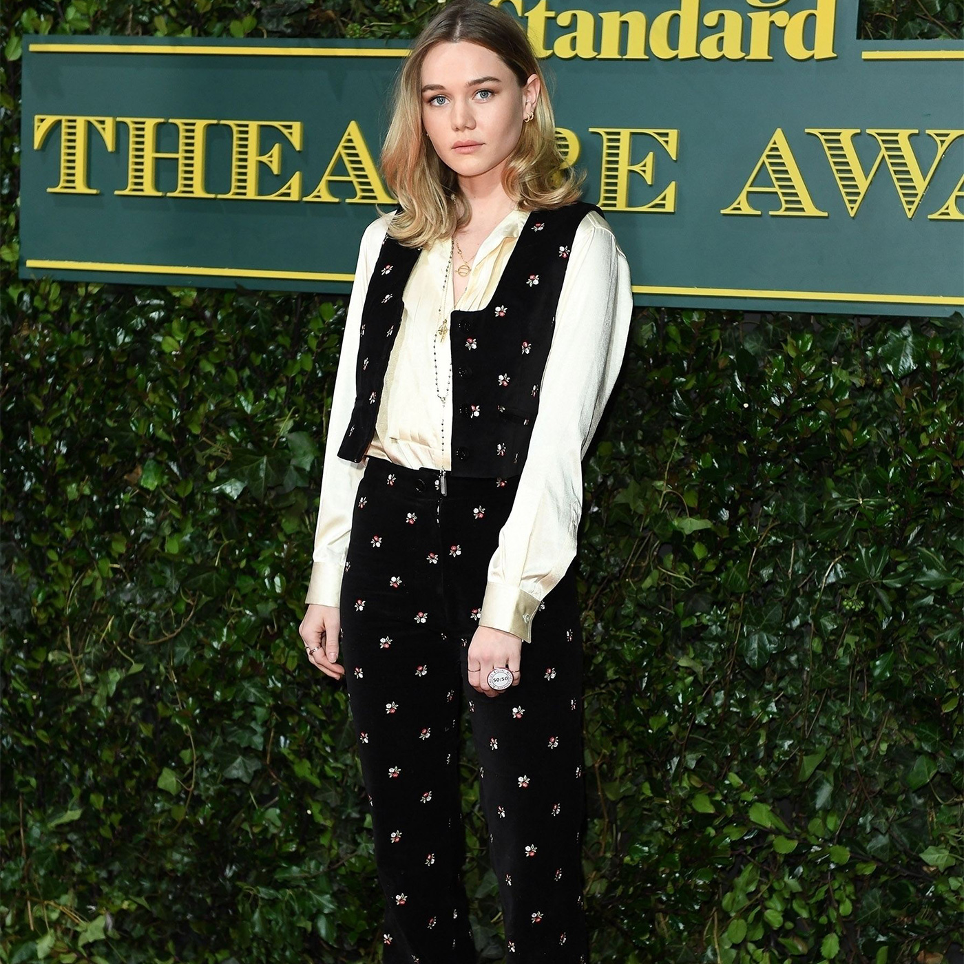 Top 5 tinute feminine @ Evening Standard Theatre Awards 2017