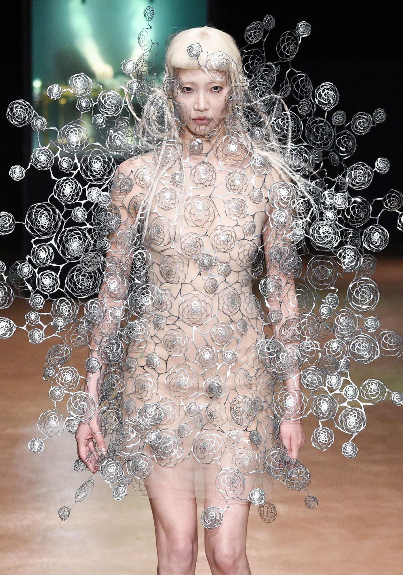 Iris van Herpen. New Couture.