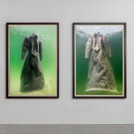 Sculpturile din sare ale artistei Sigalit Landau