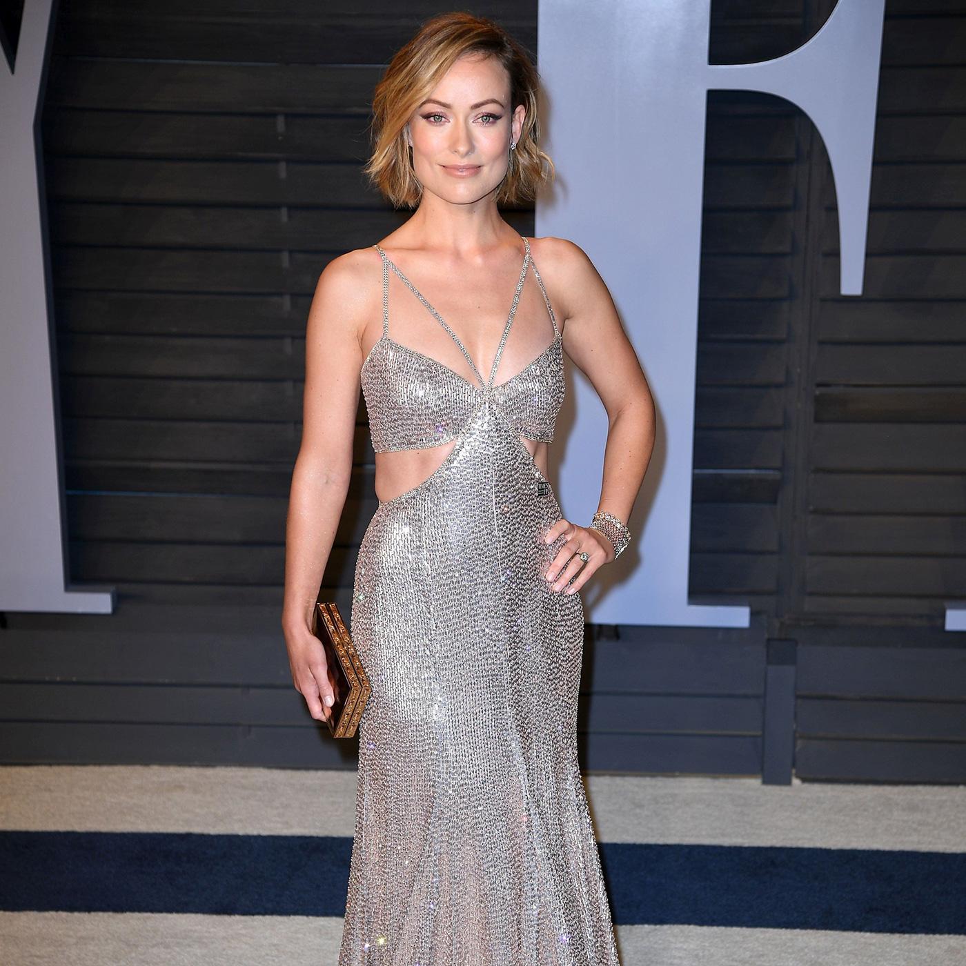 7 tinute remarcate la Vanity Fair Oscar Party '18