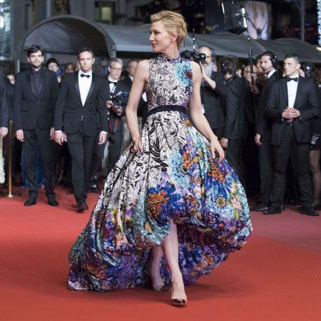 Cate Blanchett. Inspiratia saptamanii.