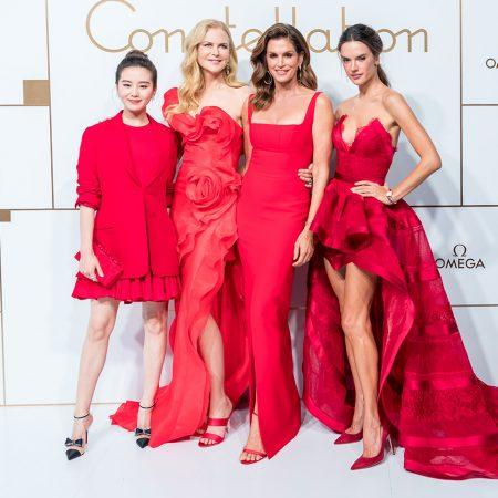 Ai o rochie rosie. Dar ce culoare sa fie pantofii?