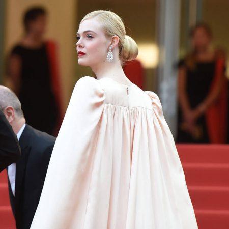 Elle Fanning @ Deschiderea Festivalului de Film de la Cannes 2019