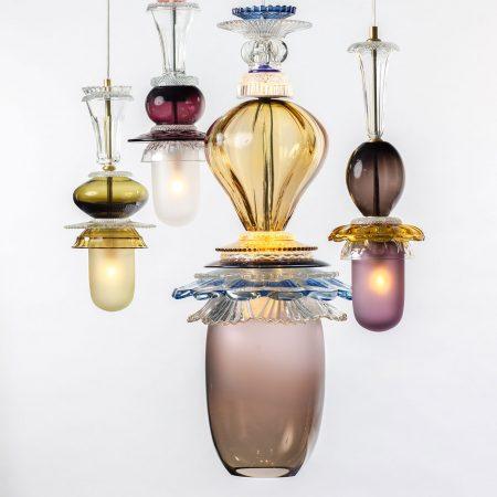 Roos Kalff aduce la lumina obiecte vechi din sticla