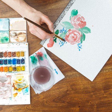 Ateliere creative sau cum sa iti asezi gandurile cu propriile maini