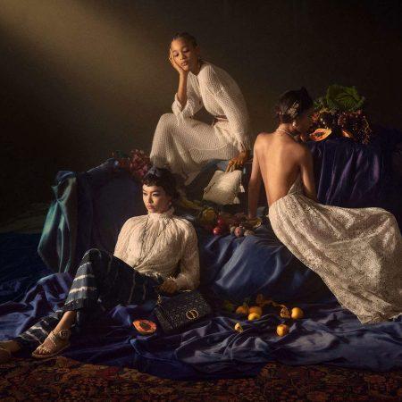 Pictura baroca, inspiratie pentru Christian Dior