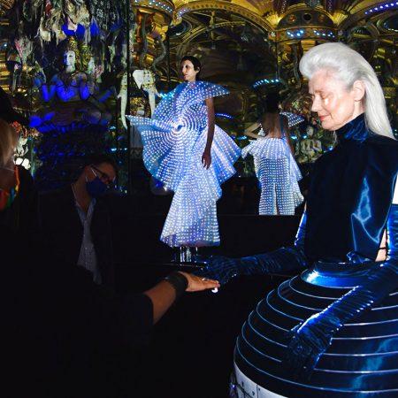 Clara Daguin & experimentele ei haute couture